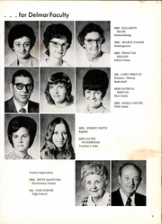 Page 13, 1974 Edition, Delmar High School - La Del Yearbook (Paris, TX) online yearbook collection