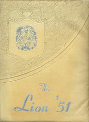 Page 1, 1951 Edition, Roxton High School - Lion Yearbook (Roxton, TX) online yearbook collection