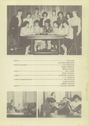 Page 13, 1951 Edition, Roxton High School - Lion Yearbook (Roxton, TX) online yearbook collection