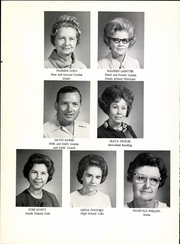 Page 12, 1971 Edition, Roxton High School - Lion Yearbook (Roxton, TX) online yearbook collection