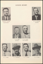 Page 15, 1952 Edition, Sidney High School - Eagle Yearbook (Sidney, TX) online yearbook collection