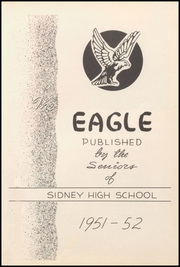 Page 7, 1952 Edition, Sidney High School - Eagle Yearbook (Sidney, TX) online yearbook collection