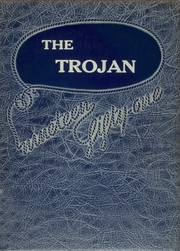 Page 1, 1951 Edition, Talco High School - Trojan Yearbook (Talco, TX) online yearbook collection