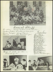 Page 10, 1951 Edition, Talco High School - Trojan Yearbook (Talco, TX) online yearbook collection