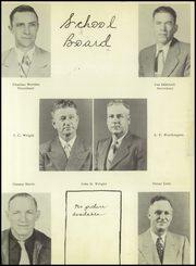 Page 11, 1951 Edition, Talco High School - Trojan Yearbook (Talco, TX) online yearbook collection