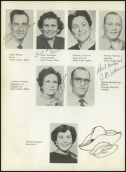 Page 16, 1951 Edition, Talco High School - Trojan Yearbook (Talco, TX) online yearbook collection