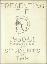 Page 5, 1951 Edition, Talco High School - Trojan Yearbook (Talco, TX) online yearbook collection