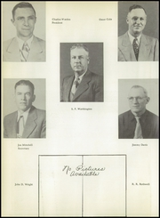 Page 10, 1953 Edition, Talco High School - Trojan Yearbook (Talco, TX) online yearbook collection
