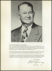 Page 12, 1953 Edition, Talco High School - Trojan Yearbook (Talco, TX) online yearbook collection