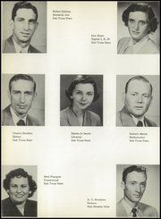 Page 16, 1953 Edition, Talco High School - Trojan Yearbook (Talco, TX) online yearbook collection