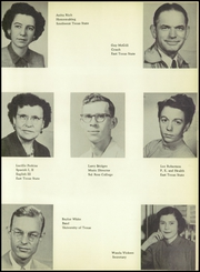 Page 17, 1953 Edition, Talco High School - Trojan Yearbook (Talco, TX) online yearbook collection