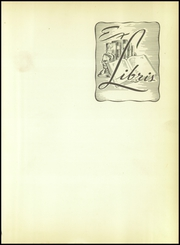 Page 3, 1953 Edition, Talco High School - Trojan Yearbook (Talco, TX) online yearbook collection