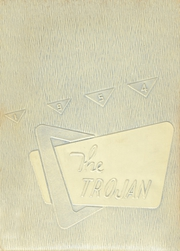 Page 1, 1954 Edition, Talco High School - Trojan Yearbook (Talco, TX) online yearbook collection