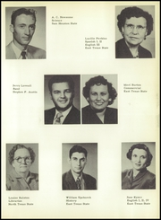 Page 15, 1954 Edition, Talco High School - Trojan Yearbook (Talco, TX) online yearbook collection