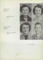 Page 16, 1955 Edition, Spade High School - Longhorn Yearbook (Spade, TX) online yearbook collection
