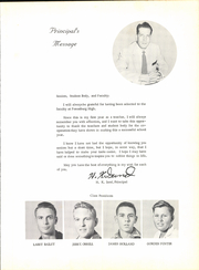 Page 11, 1956 Edition, Forestburg High School - Longhorn Yearbook (Forestburg, TX) online yearbook collection