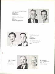 Page 13, 1956 Edition, Forestburg High School - Longhorn Yearbook (Forestburg, TX) online yearbook collection