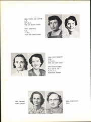 Page 14, 1956 Edition, Forestburg High School - Longhorn Yearbook (Forestburg, TX) online yearbook collection