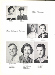 Page 16, 1956 Edition, Forestburg High School - Longhorn Yearbook (Forestburg, TX) online yearbook collection