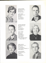 Page 17, 1956 Edition, Forestburg High School - Longhorn Yearbook (Forestburg, TX) online yearbook collection