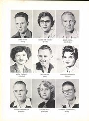 Forestburg High School - Longhorn Yearbook (Forestburg, TX) online yearbook collection, 1956 Edition, Page 22