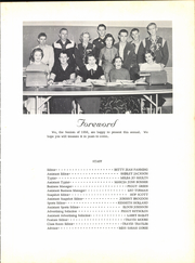 Page 7, 1956 Edition, Forestburg High School - Longhorn Yearbook (Forestburg, TX) online yearbook collection