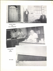 Page 8, 1956 Edition, Forestburg High School - Longhorn Yearbook (Forestburg, TX) online yearbook collection