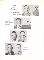 Page 9, 1956 Edition, Forestburg High School - Longhorn Yearbook (Forestburg, TX) online yearbook collection