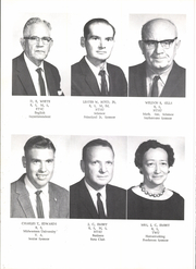 Page 14, 1964 Edition, Forestburg High School - Longhorn Yearbook (Forestburg, TX) online yearbook collection