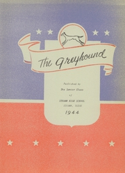 Page 7, 1944 Edition, Strawn High School - Greyhound Yearbook (Strawn, TX) online yearbook collection