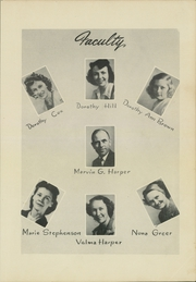 Page 13, 1946 Edition, Morgan High School - Yearbook (Morgan, TX) online yearbook collection