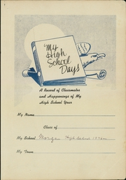 Page 5, 1946 Edition, Morgan High School - Yearbook (Morgan, TX) online yearbook collection