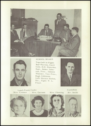Page 17, 1949 Edition, Three Way High School - Eagle Yearbook (Maple, TX) online yearbook collection