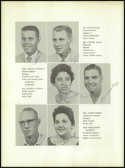 Page 10, 1959 Edition, Harrold High School - Hornet Yearbook (Harrold, TX) online yearbook collection