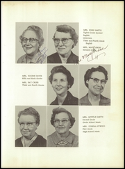 Page 11, 1959 Edition, Harrold High School - Hornet Yearbook (Harrold, TX) online yearbook collection