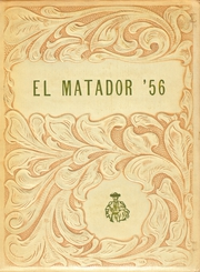 Page 1, 1956 Edition, Adrian High School - El Matador Yearbook (Adrian, TX) online yearbook collection
