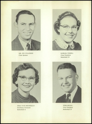 Page 12, 1956 Edition, Adrian High School - El Matador Yearbook (Adrian, TX) online yearbook collection