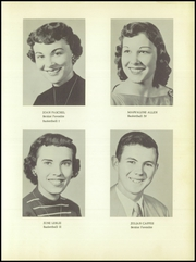 Page 13, 1956 Edition, Adrian High School - El Matador Yearbook (Adrian, TX) online yearbook collection