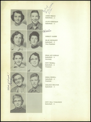 Page 16, 1956 Edition, Adrian High School - El Matador Yearbook (Adrian, TX) online yearbook collection