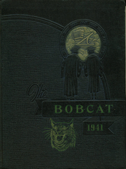 Page 1, 1941 Edition, Pleasant Grove High School - Bobcat Yearbook (Dallas, TX) online yearbook collection