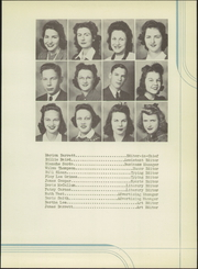 Page 11, 1941 Edition, Pleasant Grove High School - Bobcat Yearbook (Dallas, TX) online yearbook collection