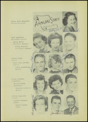 Page 11, 1945 Edition, Pleasant Grove High School - Bobcat Yearbook (Dallas, TX) online yearbook collection
