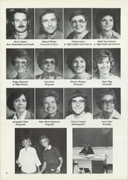 Page 10, 1983 Edition, Valley High School - Patriot Yearbook (Turkey, TX) online yearbook collection