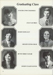 Page 12, 1983 Edition, Valley High School - Patriot Yearbook (Turkey, TX) online yearbook collection