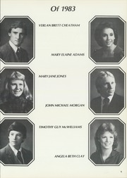 Page 13, 1983 Edition, Valley High School - Patriot Yearbook (Turkey, TX) online yearbook collection