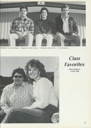 Page 17, 1983 Edition, Valley High School - Patriot Yearbook (Turkey, TX) online yearbook collection