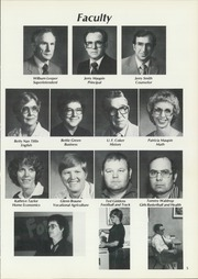 Page 9, 1983 Edition, Valley High School - Patriot Yearbook (Turkey, TX) online yearbook collection