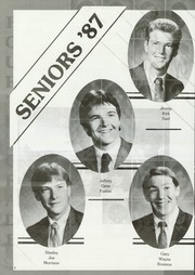 Page 10, 1987 Edition, Valley High School - Patriot Yearbook (Turkey, TX) online yearbook collection