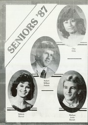 Page 12, 1987 Edition, Valley High School - Patriot Yearbook (Turkey, TX) online yearbook collection