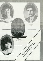 Page 13, 1987 Edition, Valley High School - Patriot Yearbook (Turkey, TX) online yearbook collection
